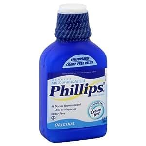 Phillips - Lait de Magnésium - Milk of Magnesia - 769 ml