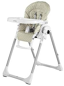 peg perego h5ppz1babe hochstuhl mit baby liegefunktion prima pappa zero3 babydot beige. Black Bedroom Furniture Sets. Home Design Ideas