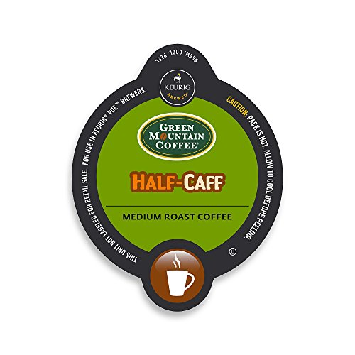 Green Mountain Coffee Half Caff, Vue Cup Portion Pack For Keurig Vue Brewing Systems (16 Count) front-484049