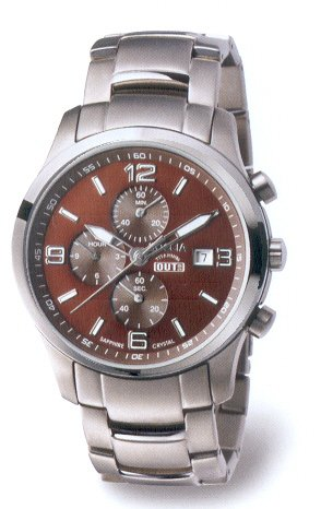 Boccia Men's Watch 3776-06 Stainless Steel