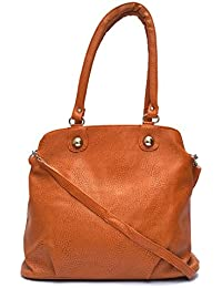 Vintage Stylish Ladies Handbag Light Brown(bag 216)