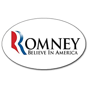 Believe in America Romney 2012