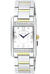 Coach Women's Lexington Watch - Two tone silver