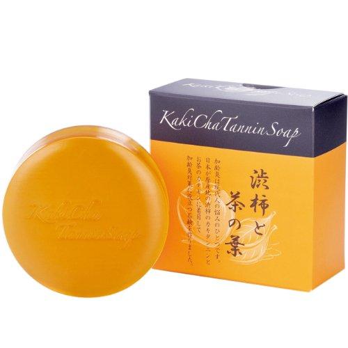 リフレ 柿茶タンニンソープ 100g