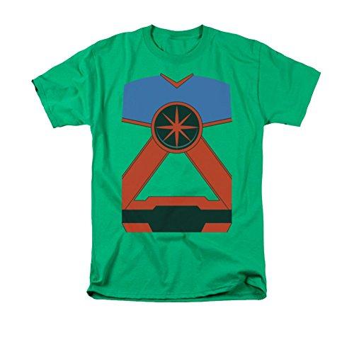 Martian Manhunter Costume T-Shirt