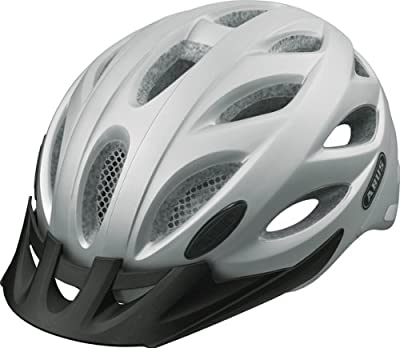 ABUS Lane-U Men's/Unisex Bicycle Helmet by Abus