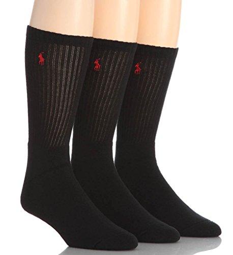 polo-ralph-lauren-crew-sport-socks-3-pack-one-size-black