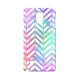 BLUEDIO Designer Printed Back case cover for Samsung Galaxy Note 4 - G5132