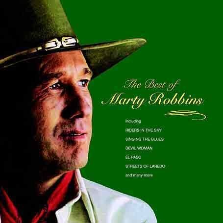 MARTY ROBBINS - The Best of Marty Robbins - Zortam Music