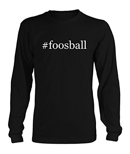 foosball-Hashtag-Adult-Mens-Long-Sleeve-T-Shirt-Various-sizes-colors
