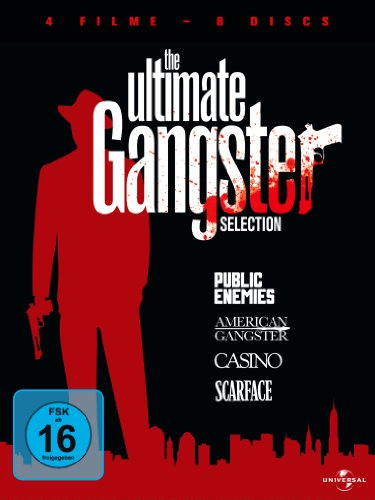 The Ultimate Gangster Selection [8 DVDs]