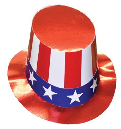 Patriotic Foil Hi-Hat