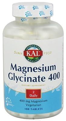 Kal - Magnesium Glycinate 400