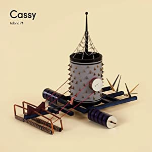 Fabric 71: MIxed By Cassy