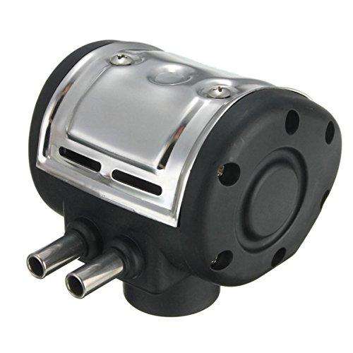 GOCHANGE L80 Pneumatic Pulsator for Cow Milker Milking Machine Dairy Farm Milker, 50-180 ppm Adjustable Speed (Milking Machine compare prices)