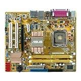 ASUSTek マザーボード Intel LGA775/DDR2メモリ対応 M-ATX P5KPL-CM