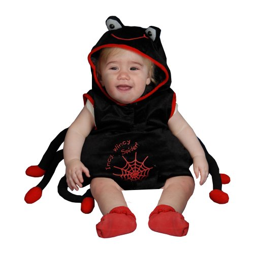 Dress Up America Baby Spider