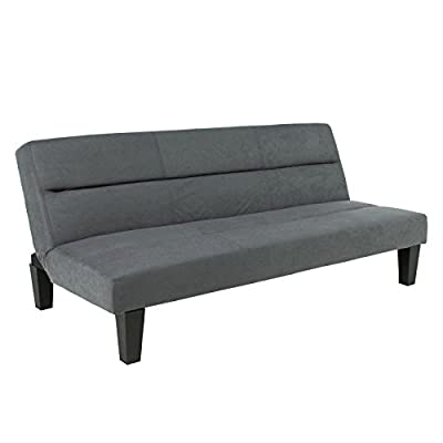 Best Choice Products Microfiber Futon Folding Couch Sofa Bed Gray Most Viewed