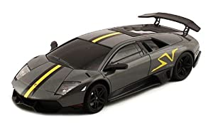 Velocity Toys Officially Licensed Lamborghini Murcielago LP670-4 SV Electric RC Car 1:24 RTR (Colors May Vary) at Sears.com