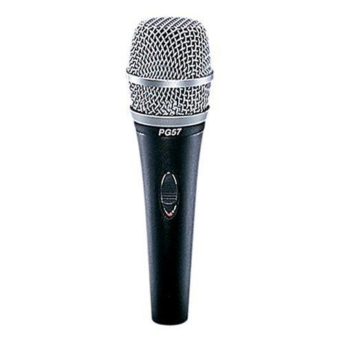 Shure PG57-XLR Cardioid Dynamic Instrument Microphone