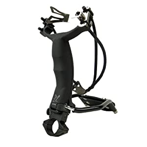 Eagle of Sniper Slingshot Powerful Black Hunter Wrist Catapult with Arrow Rest -... by Eagle of Sniper (7th generation)