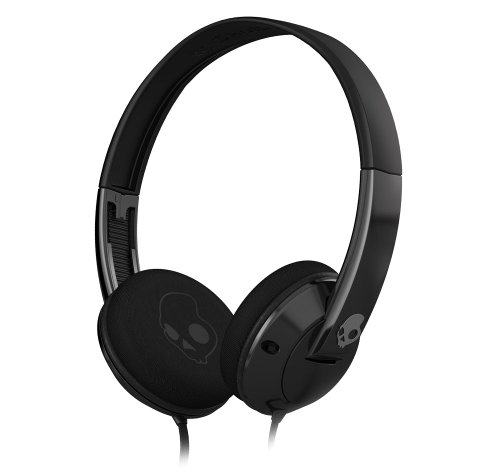 Skullcandy Lowrider Black On Ear Headphones