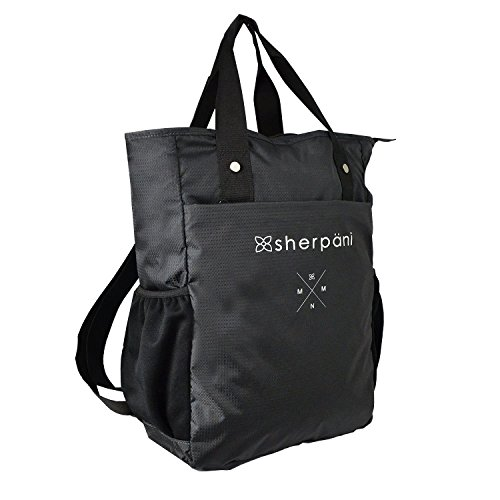 sherpani-via-convertible-tote-backpack-handbag-nylon-charcoal