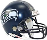 SEATTLE SEAHAWKS MINIATURE REPLICA NFL HELMET W/Z2B MASK
