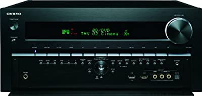Onkyo PR-SC5509 9.2-Channel Network Audio/Video Controller (Black) by Onkyo