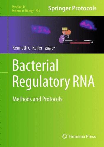 Bacterial Regulatory RNA: Methods and Protocols (Methods in Molecular Biology, Vol. 905) PDF
