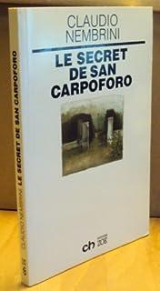 Le secret de San Carpoforo, Nembrini, Claudio