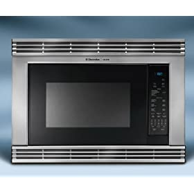 Electrolux ICON Designer : E30MO65GSS 1.5 Cu. Ft. Designer Series Convection Microwave Oven