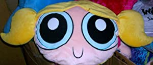 Powerpuff Girls, Bubbles Doll, Plush Pillow Doll Toy