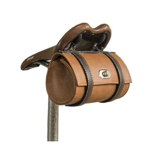 Hazel Design - Vintage Bicycle Saddle Tools Bag