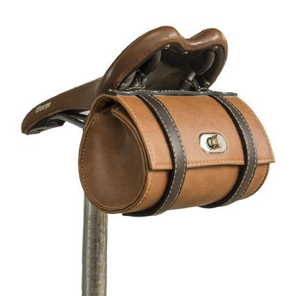 Hazel Design - Vintage Bicycle Saddle Tools Bag 0