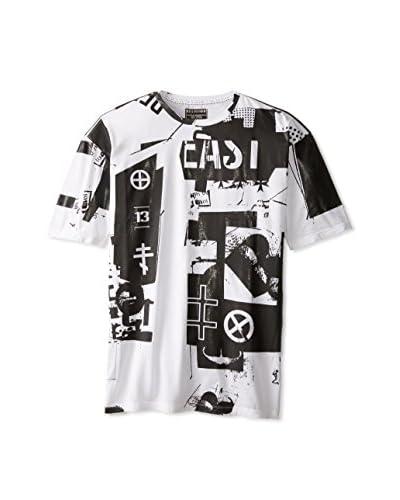 Religion Men's Evian Short Sleeve Crew Neck T-Shirt