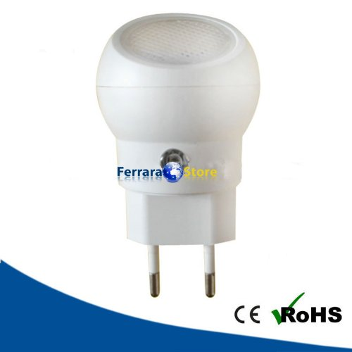 Lampadine Con Crepuscolare: Sensore crepuscolare luce girevole lampadine panorama auto.