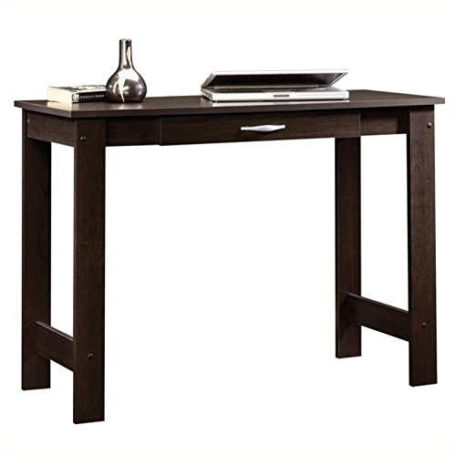 sauder-beginnings-writing-table-cherry