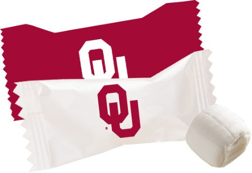 Oklahoma Sooners Candy Mint Favors