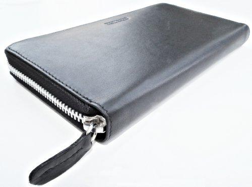 49192afe3ca76 ... Reißverschlussbörse mit praktischen Einsteckfächern für Ausweispapiere