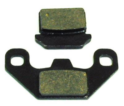 Buy Low Price Jaguar Power Sports Hydraulic Brake Pads (B007PC7RL6)