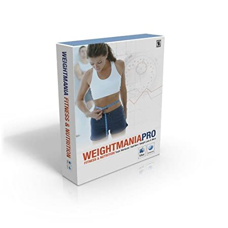Weightmania Pro. Fitness, Exercise, Nutrition and Diet Software (Mac OS X Version)