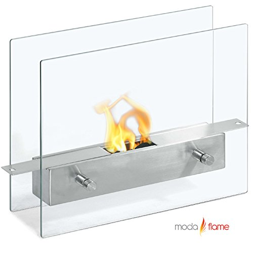 Moda Flame Ibiza Ventless Tabletop Bio Ethanol Fireplace