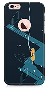 Apple iPhone 6s Back Cover by Vcrome,Premium Quality Designer Printed Lightweight Slim Fit Matte Finish Hard Case Back Cover for Apple iPhone 6s