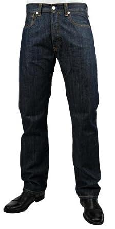 Levis - Jeans 501 L34 _ Couleur Bleu _ Taille 32