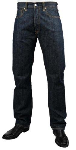 Levi' s Uomo Straight Leg Jeans - Bleu (Marlon) 29W / 34L