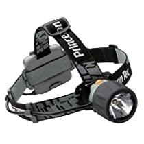 Princeton Tec Yukon HL 3 LED Hybrid Headlamp (Blue)
