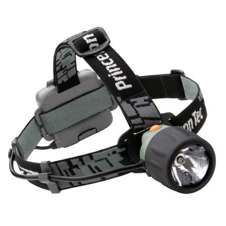 Princeton Tec Yukon Hl 3 Led Hybrid Headlamp (Blue)