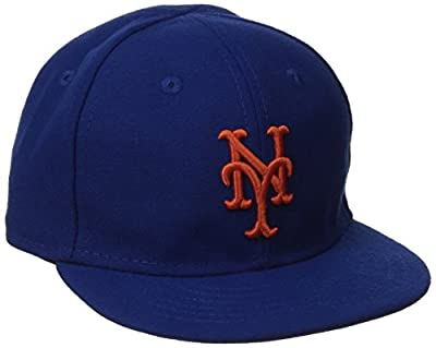 New Era My 1st 59FIFTY New York Mets MLB Authentic Collection On Field Game