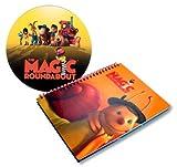 Magic Roundabout A5 Notebook